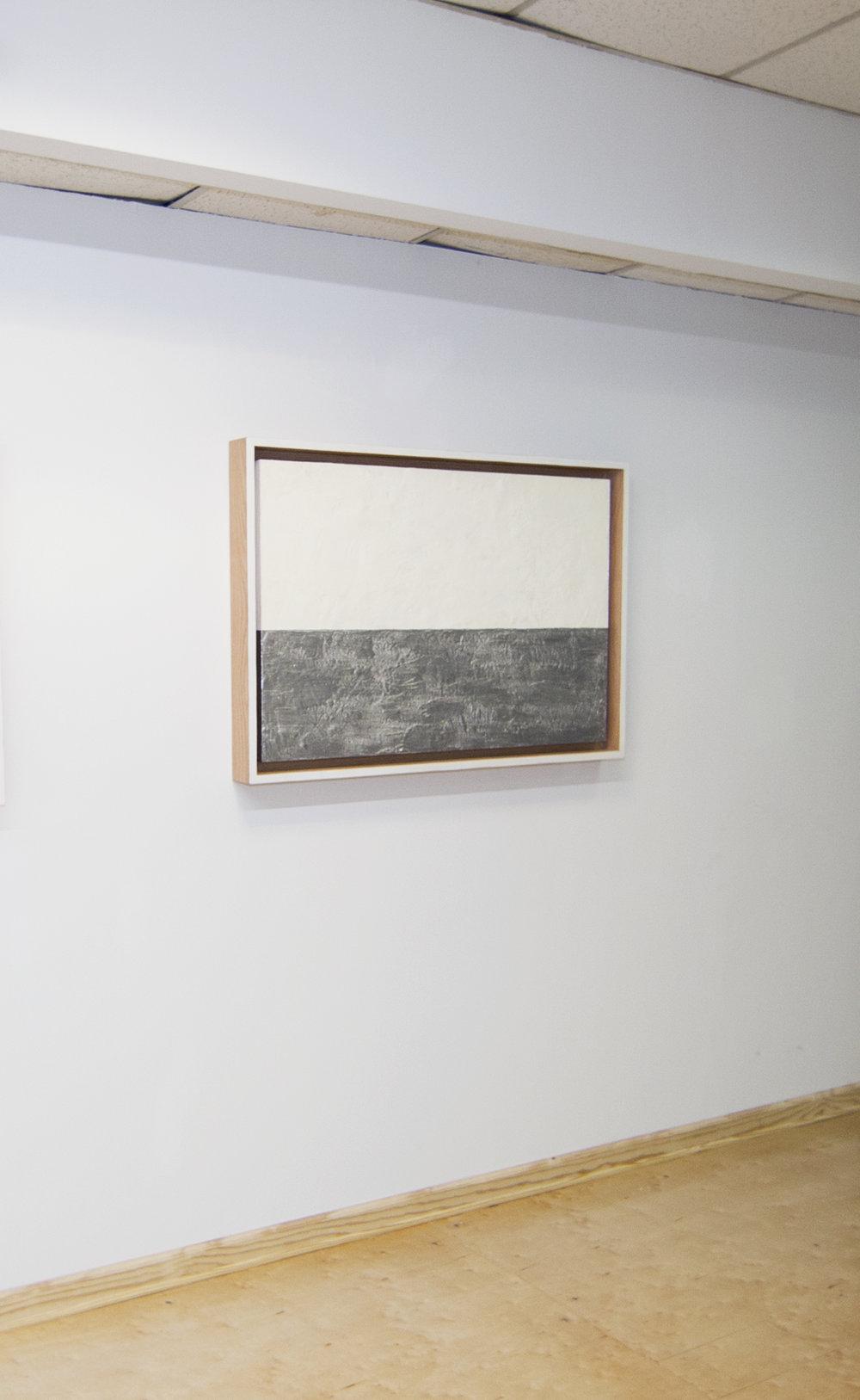 David Cavaliero, Exhibition view