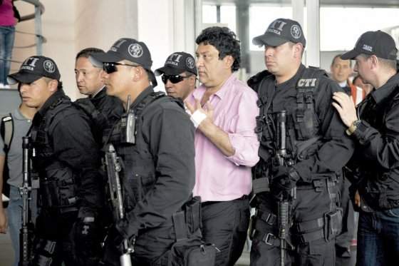 Mr. Abreu was retained as counselor to Kiko Cerchar, the former Governor of the Guajira province of Colombia, to advise him on International Extradition matters. Mr. Cerchar was arrested by the Colombian government and charged with Conspiracy to Commit 6 Murders.