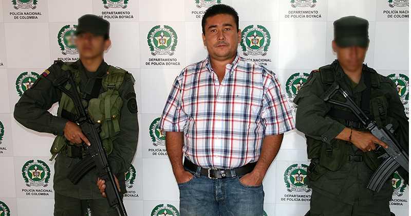Pedro Nel Rincon Castillo