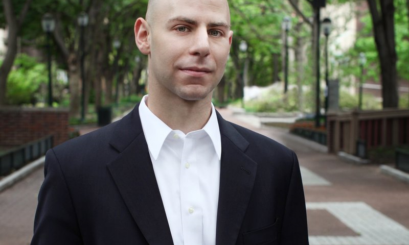 Adam Grant is a professor at the Wharton School of the University of Pennsylvania and the author of Originals.Michael Kamber/Adam Grant