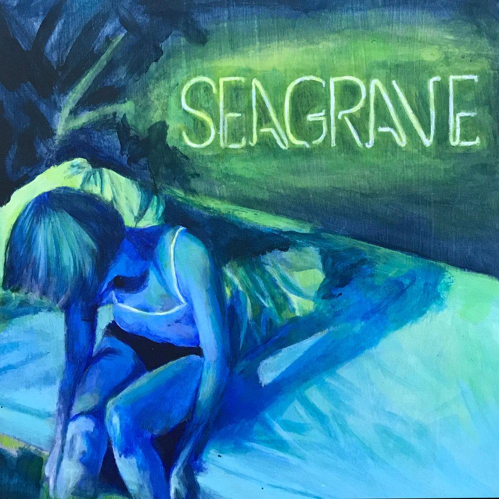 """""""Seagrave Album Front Cover"""""""