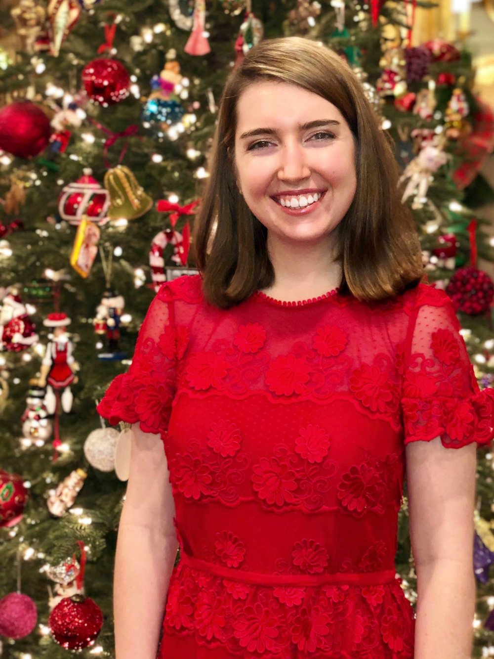 Lauren Burns, Student Chaplain ('19)