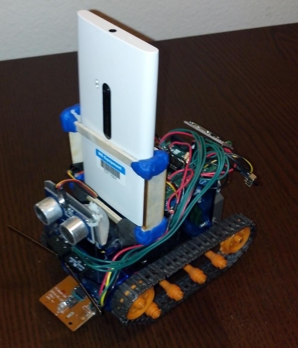 Smartphone Bot