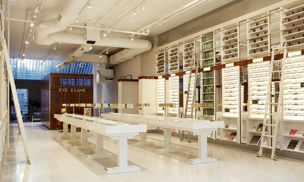 Warby Parker's Neil Blumenthal: 'The future of retail sits at the intersection of e-commerce and brick and mortar.'