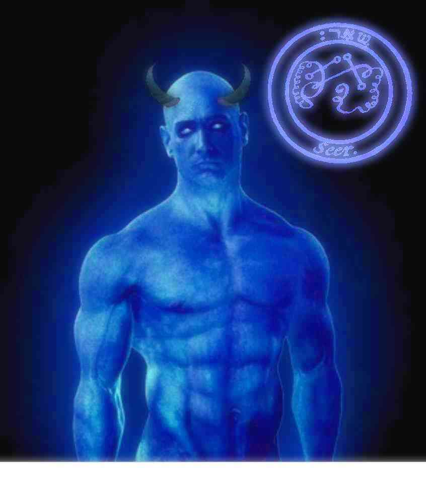 Yes, I altered an image of Dr. Manhattan.... I wonder if Alan Moore has worked with Seer...