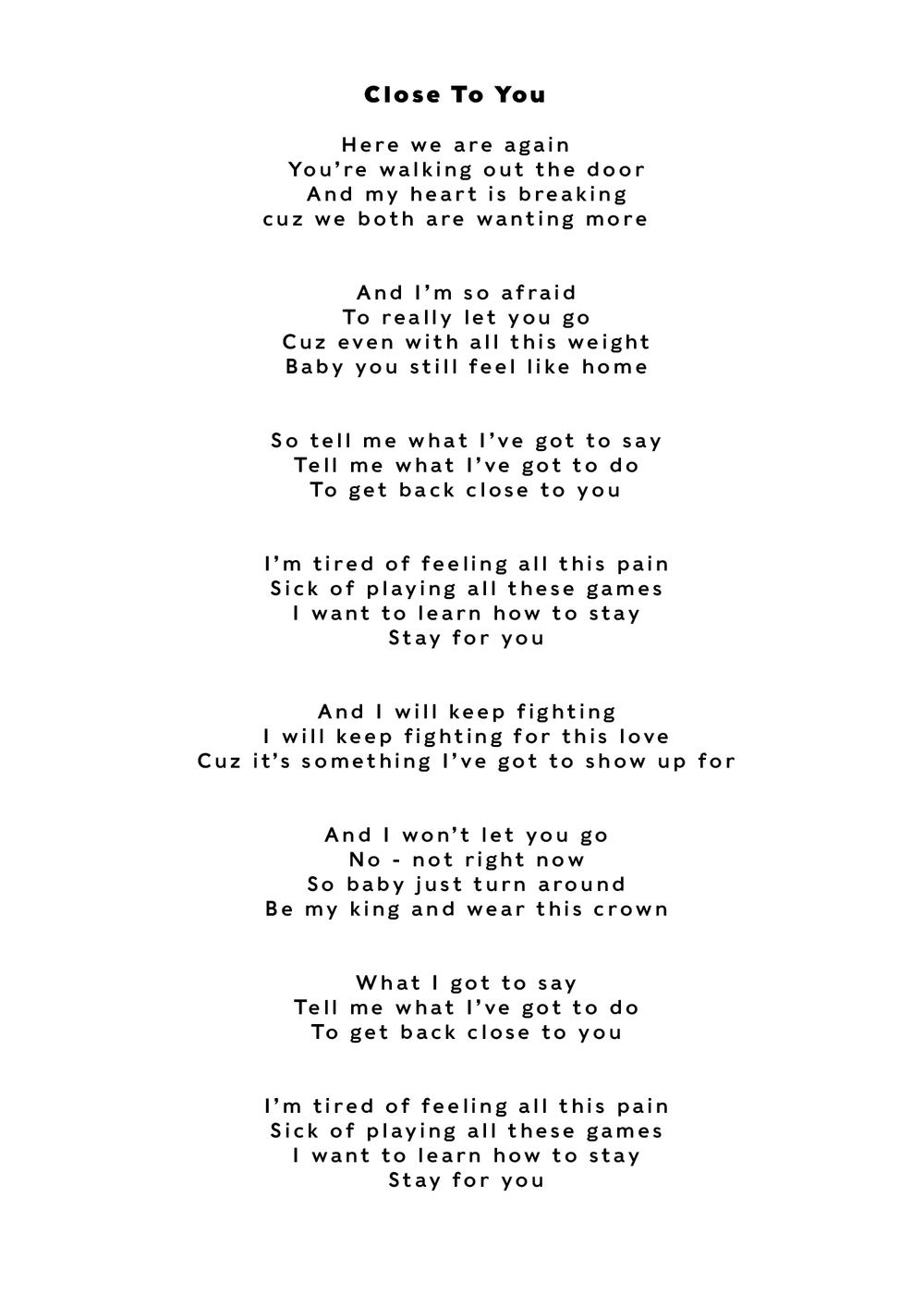 Close To You Lyrics.png