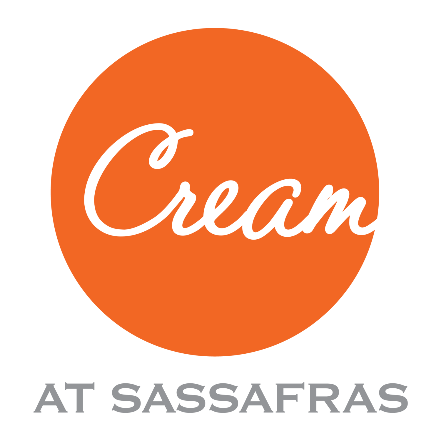 Cream at Sassafras