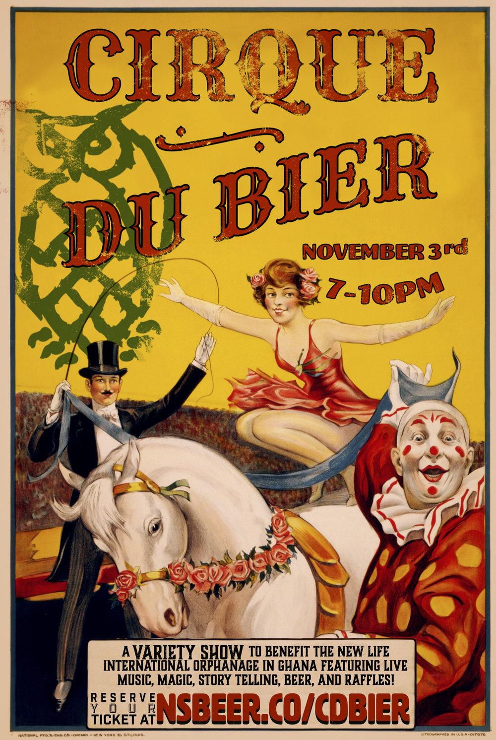 Cirque Du Bier