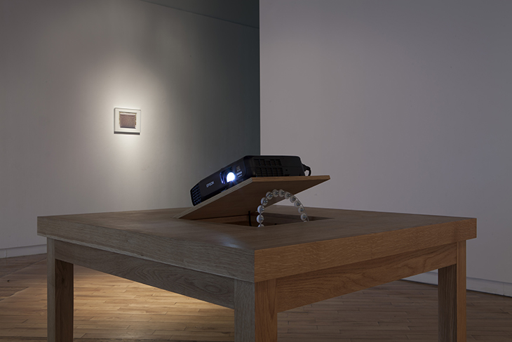Machine for Correcting the Past, 2014