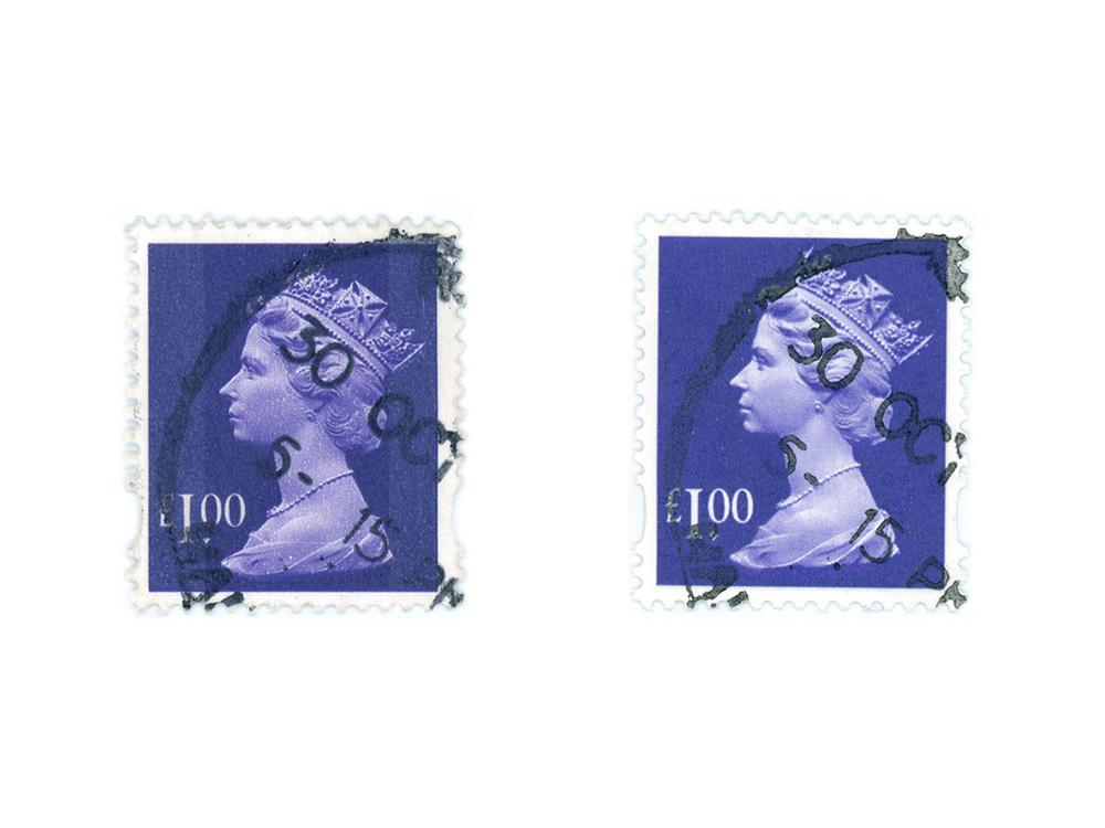 Doppelgängers (  Posted £1.00 Mauve Machin  ), 2013