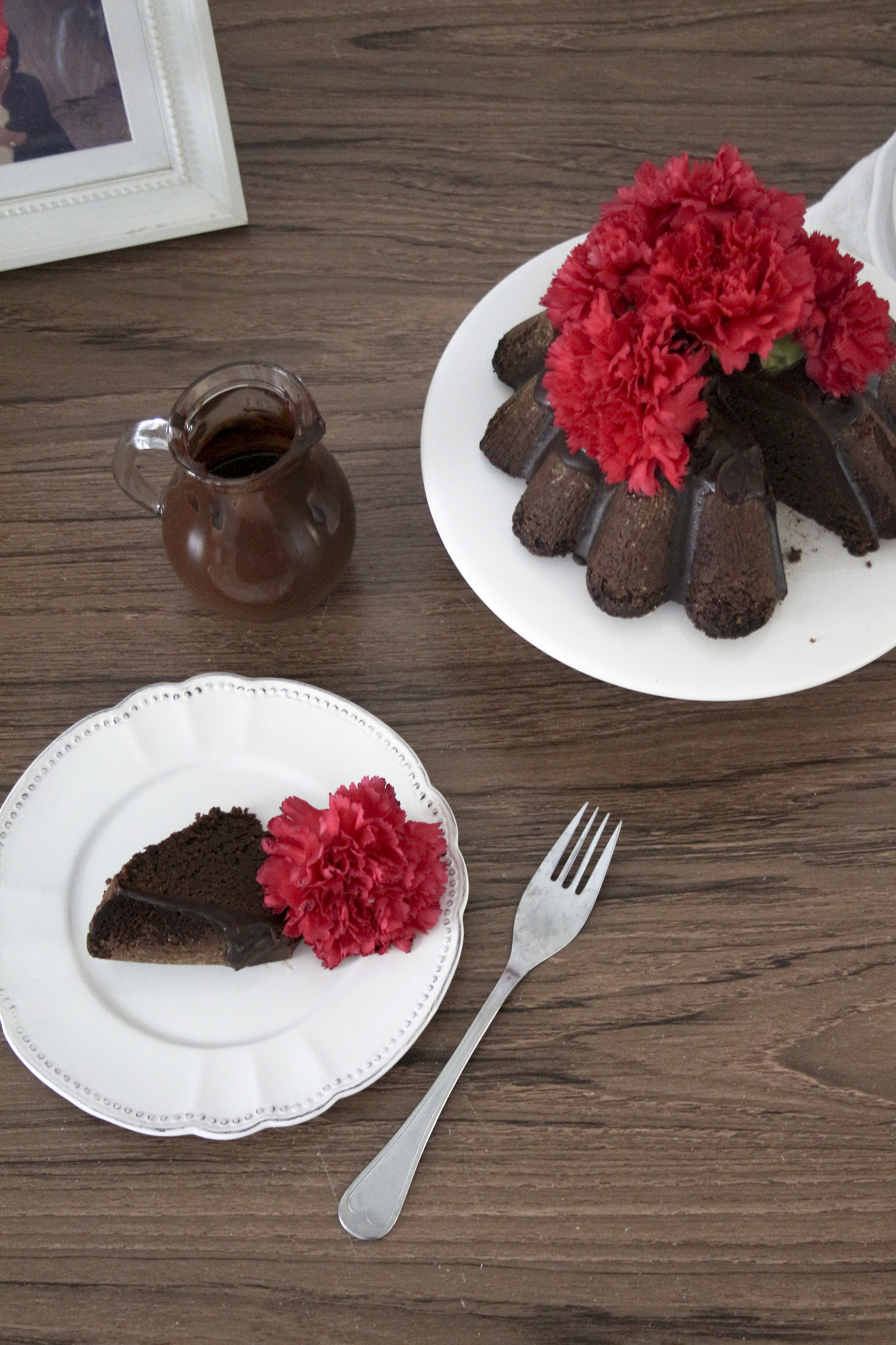 chocolate mud cake5