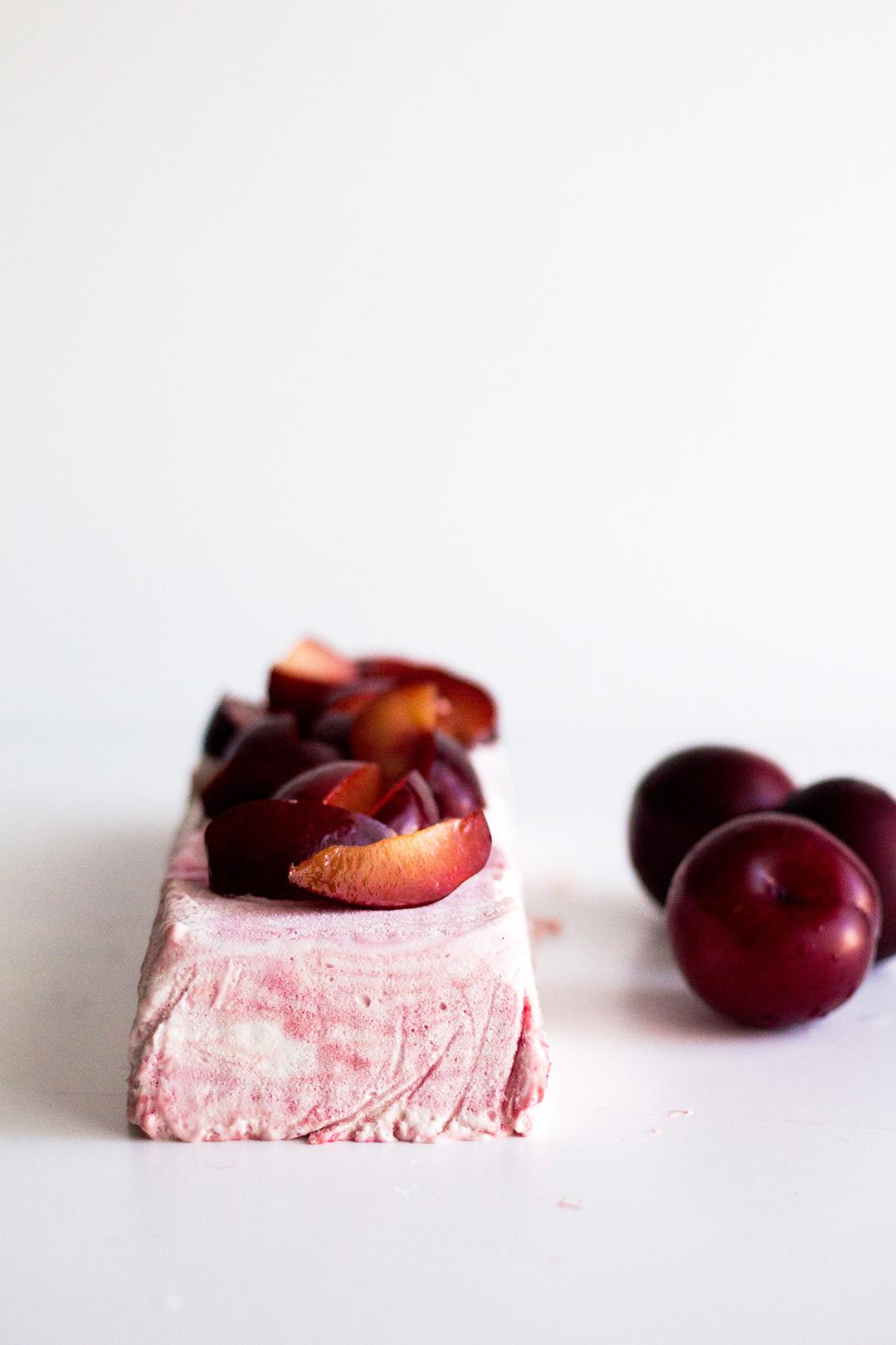 plum semifreddo 1