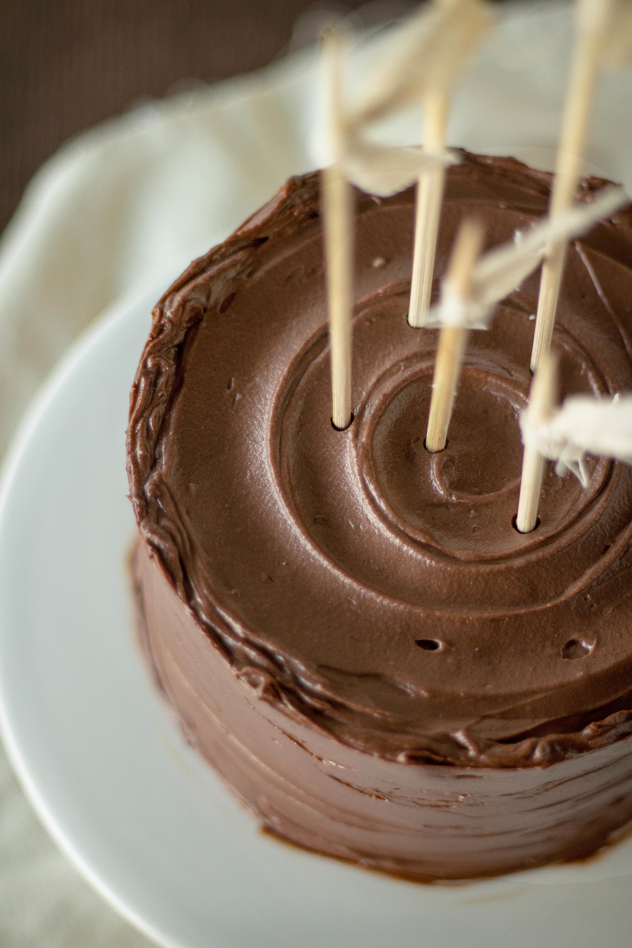 chocolate cake.4