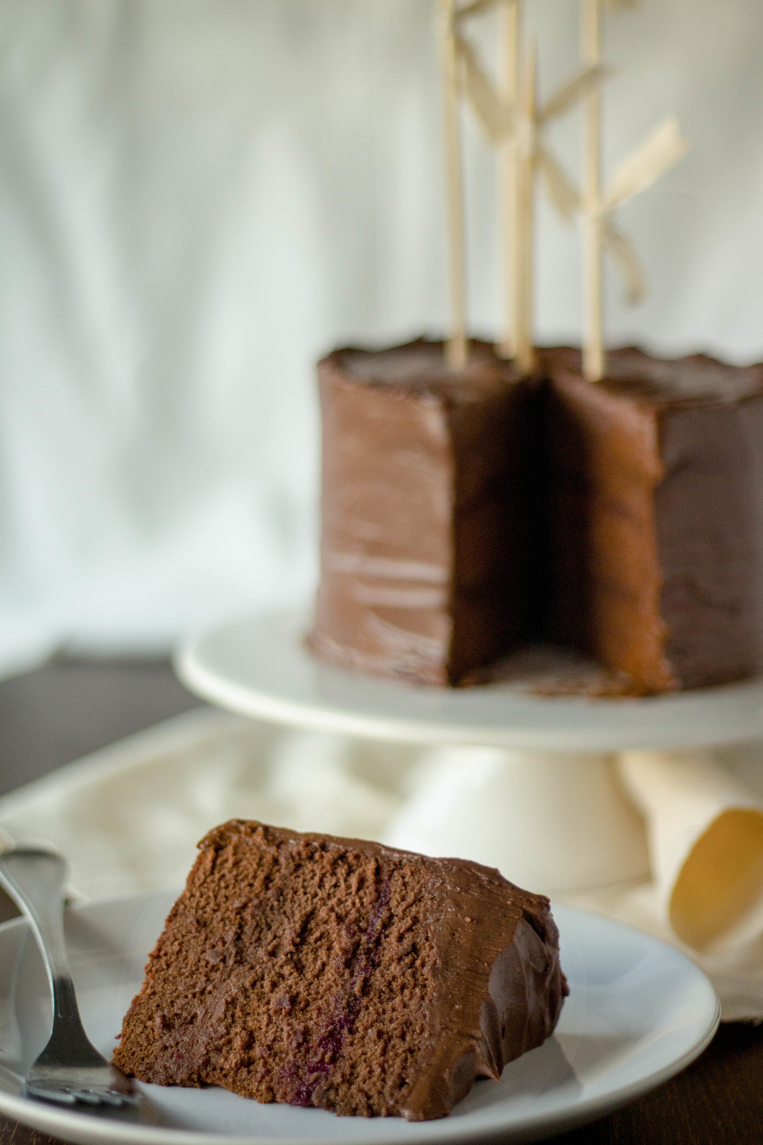 chocolate cake.5