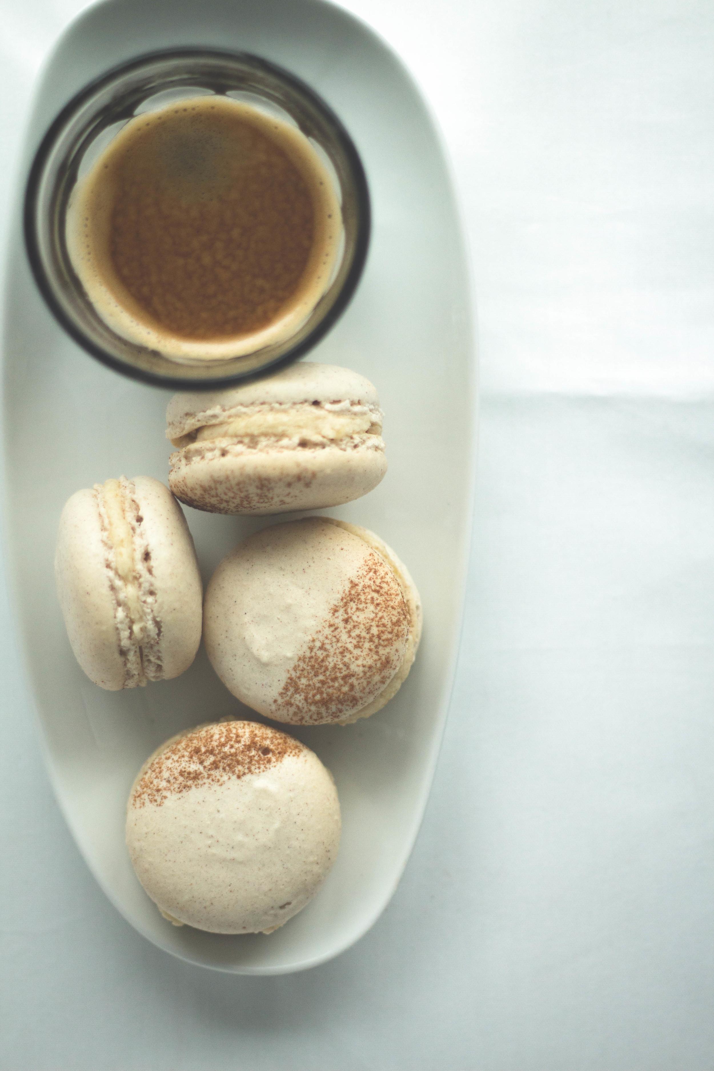 Apple&Cinnamon Macarons 2
