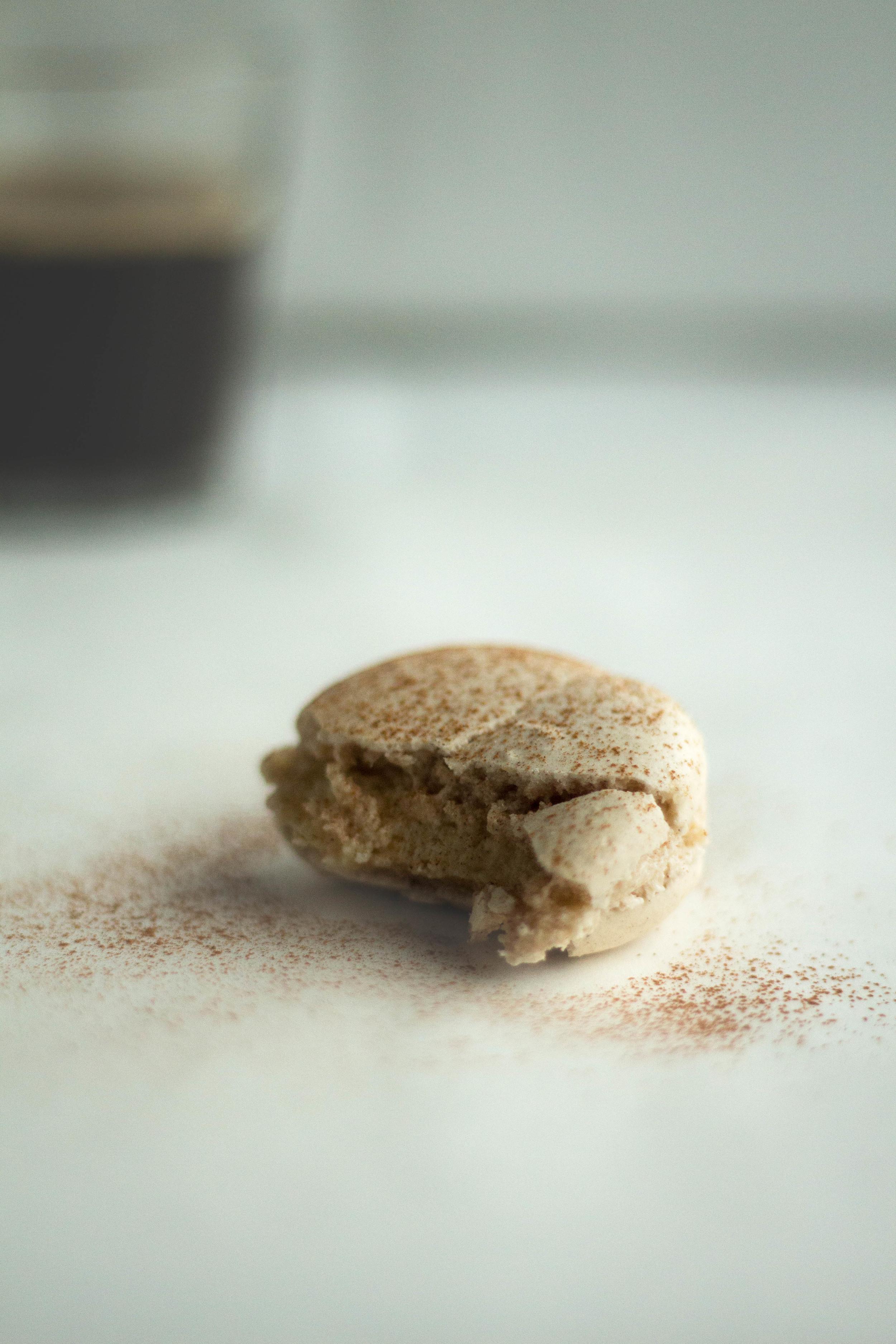 Apple&Cinnamon Macarons 7