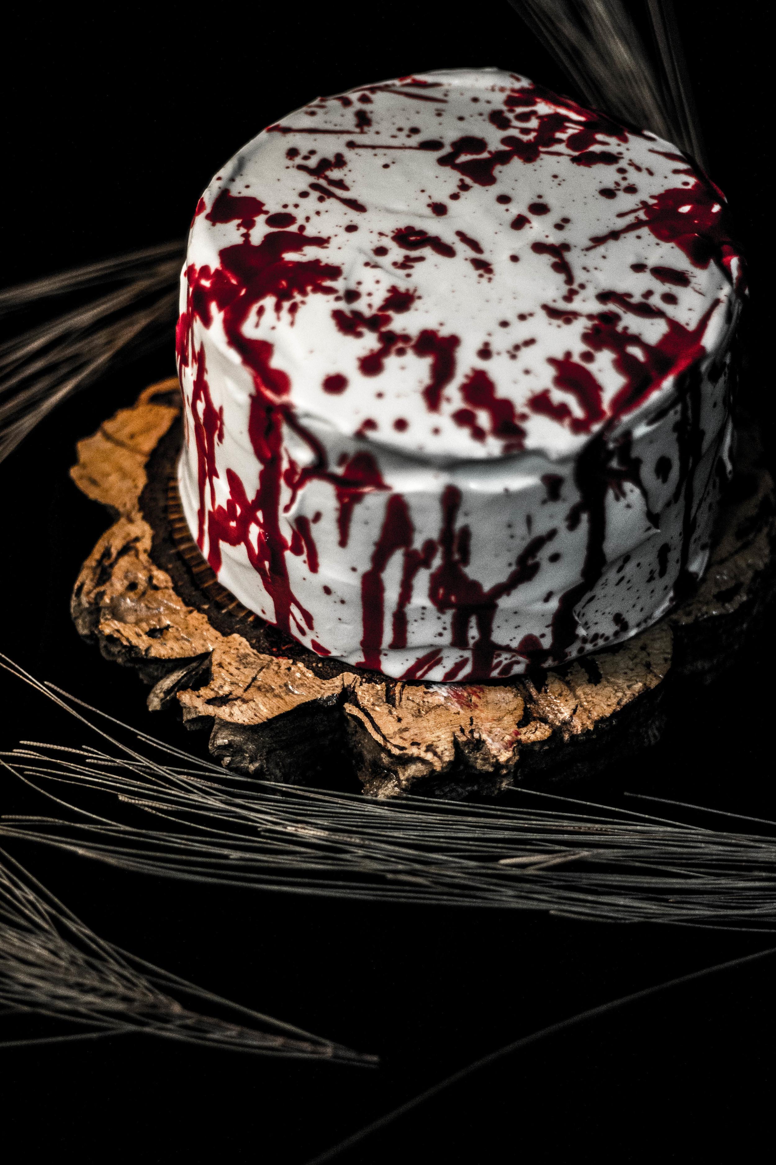 Halloween Cake 2