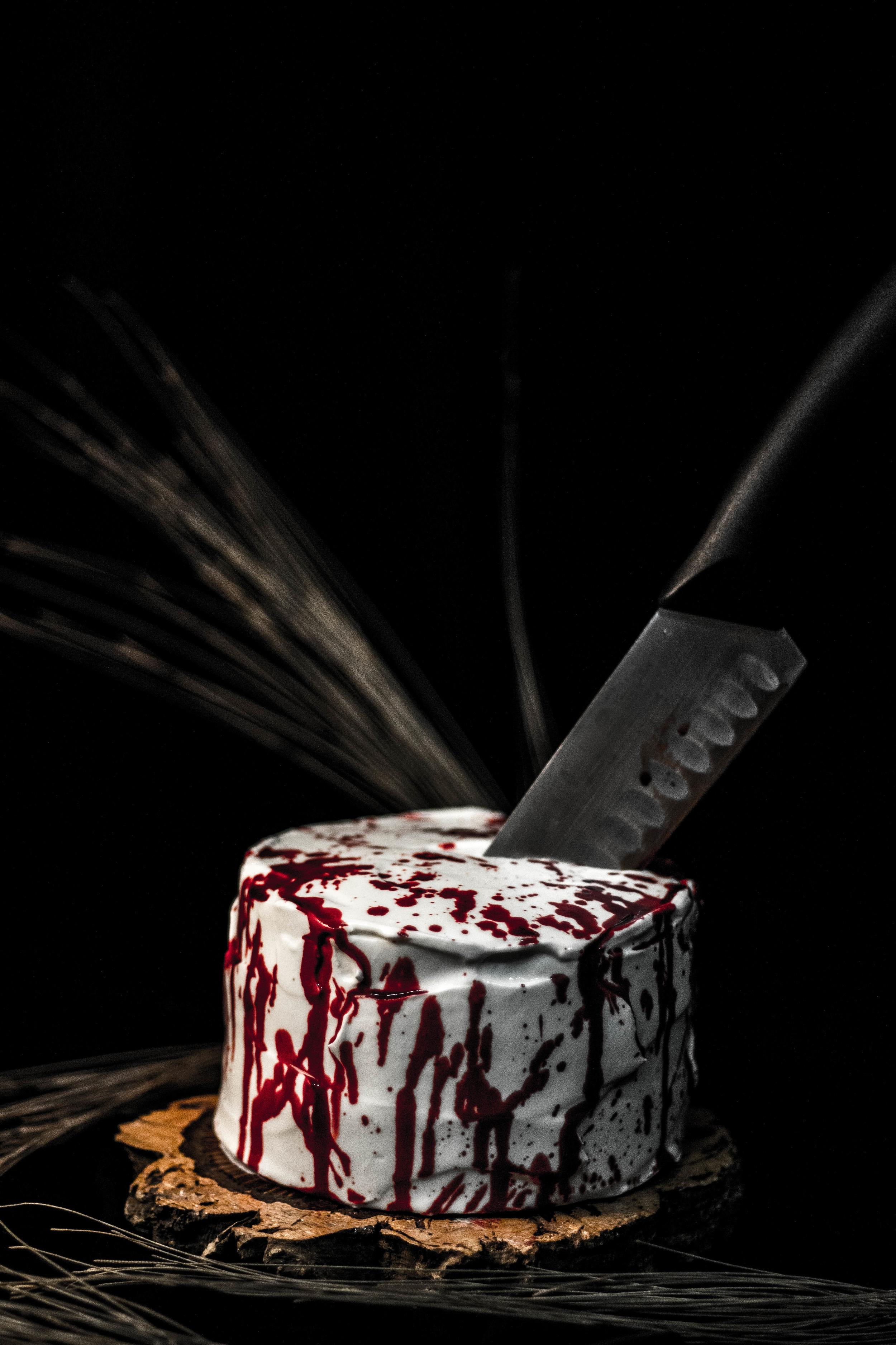 Halloween Cake 4
