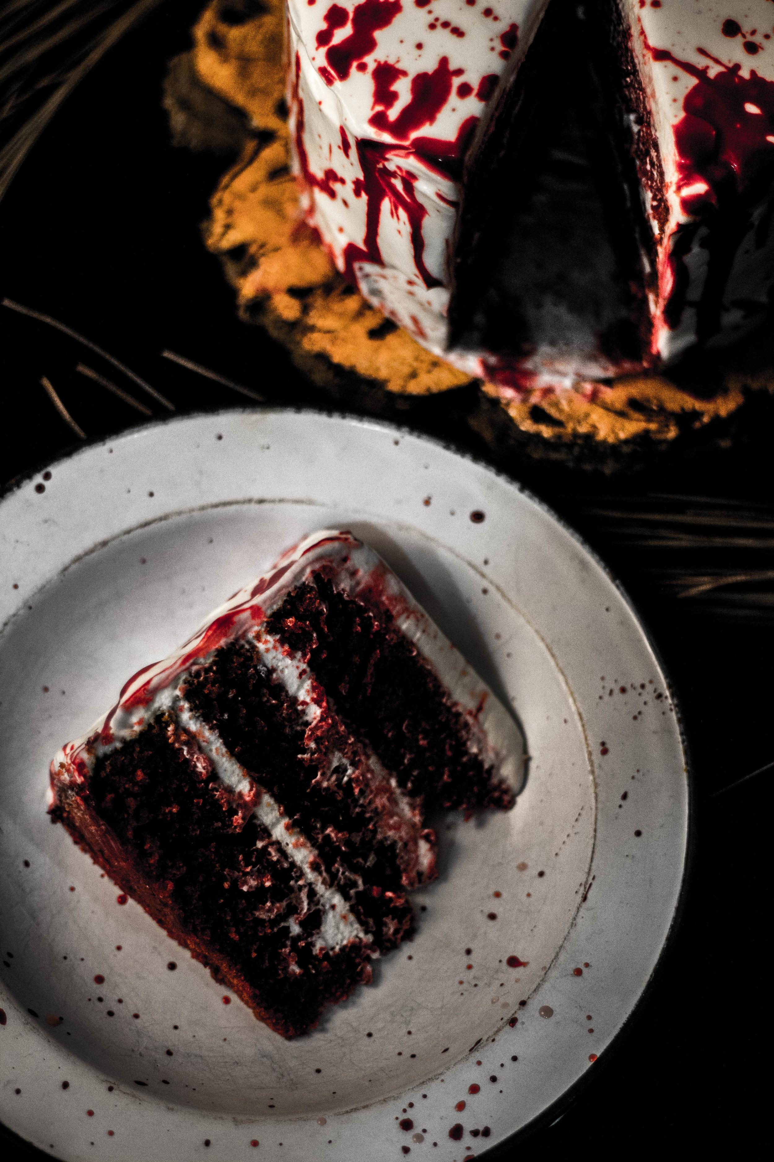 Halloween Cake 6