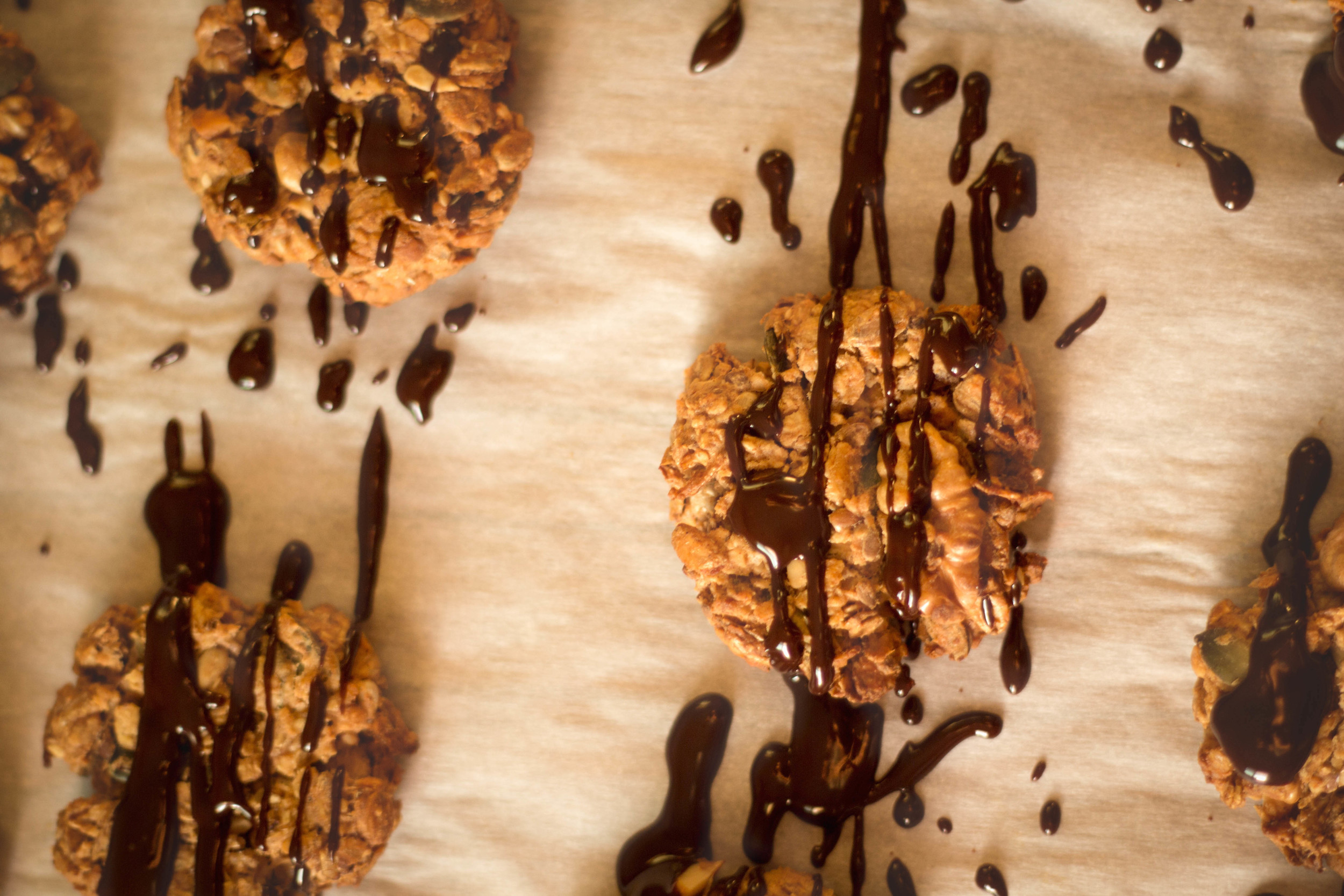 Muesli Cookies 1