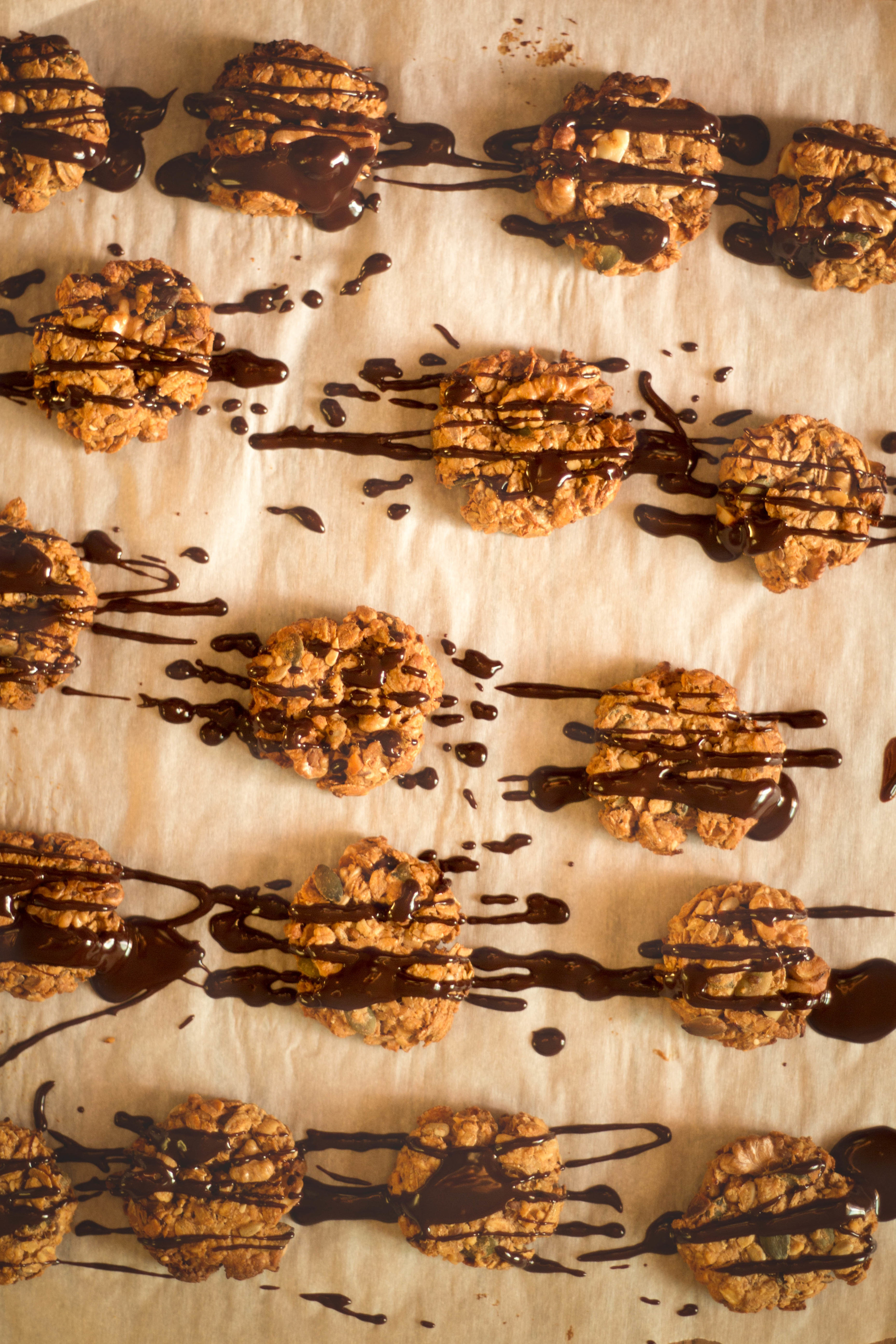 Muesli Cookies 2