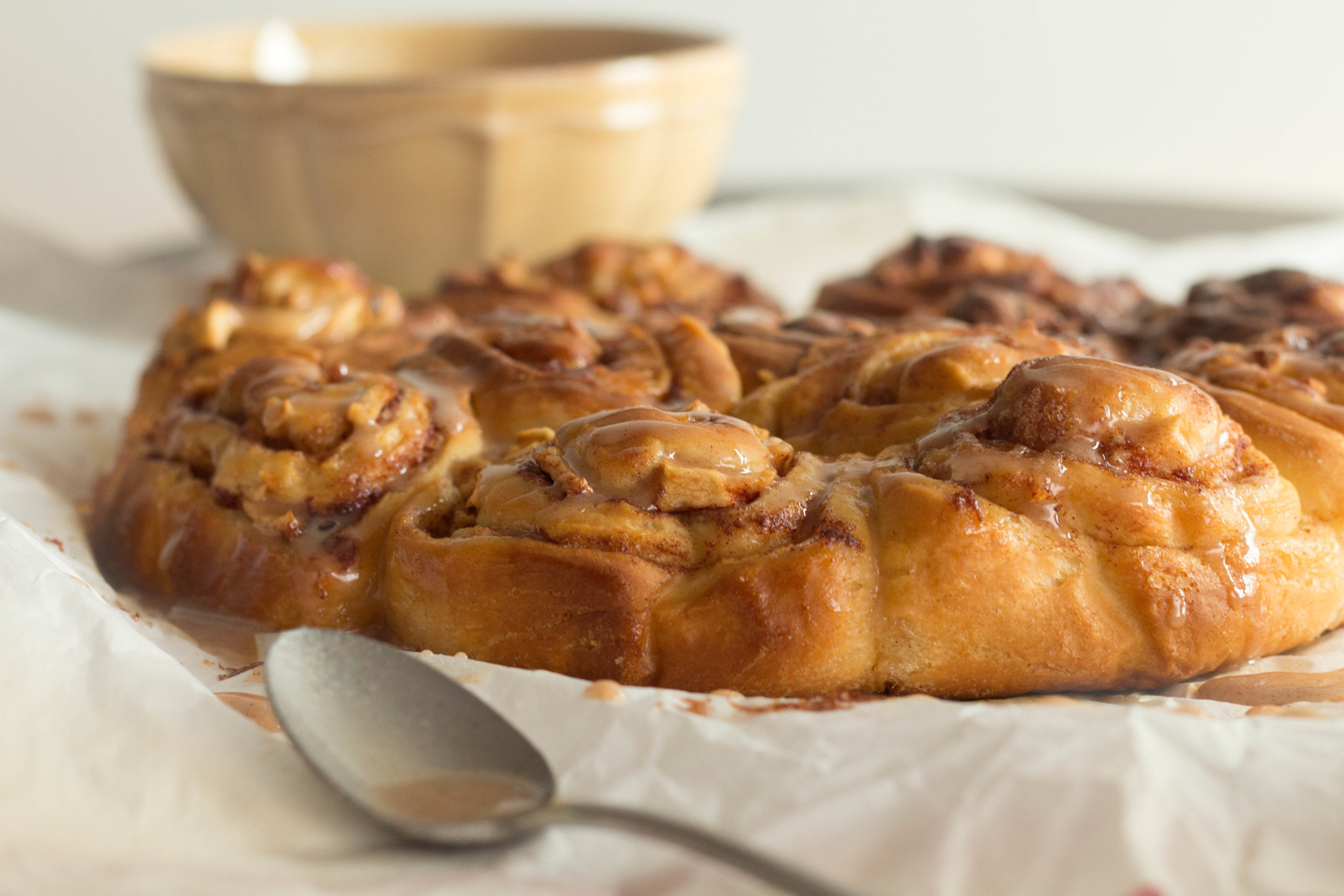 Apple&Cinnamon Rolls6