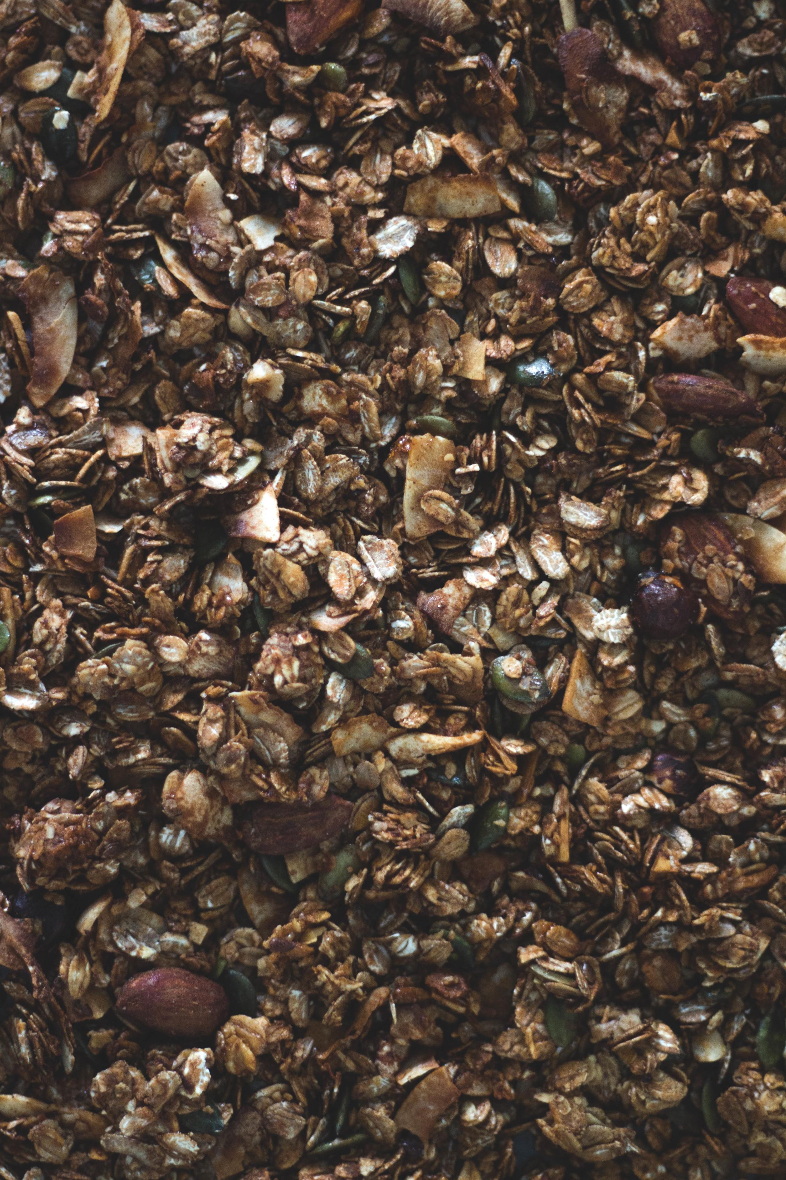 cinnamon granola_1