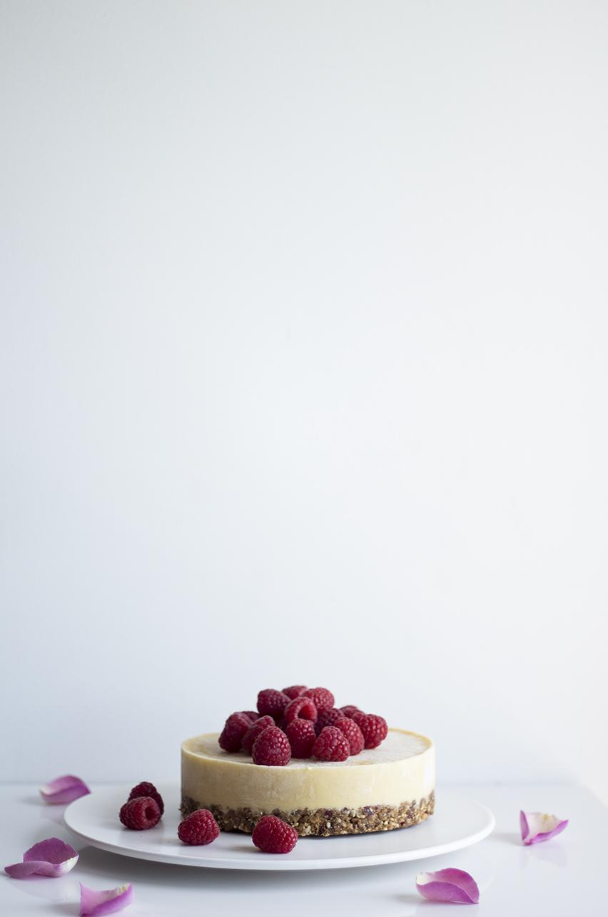 Mango Raw Cake_7