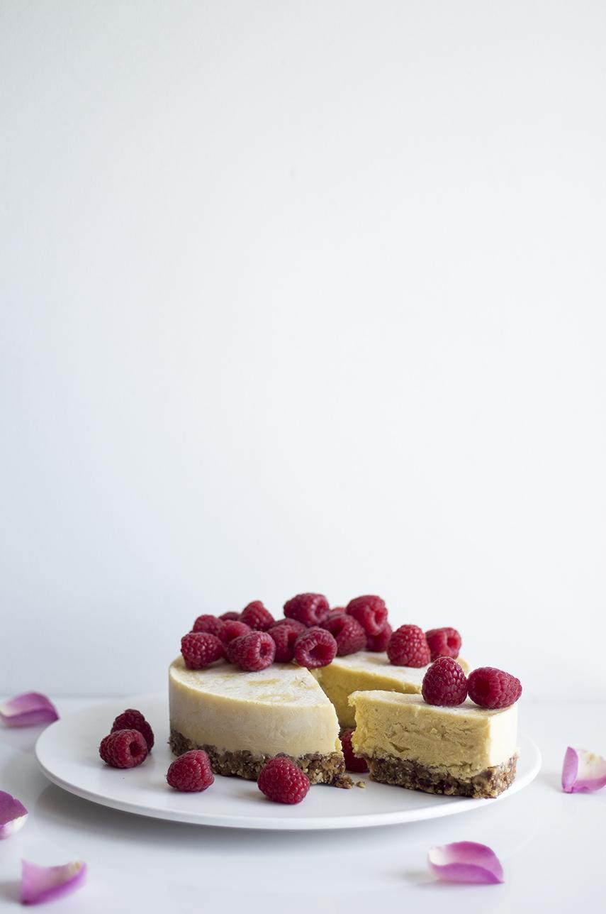 Mango Raw Cake_8