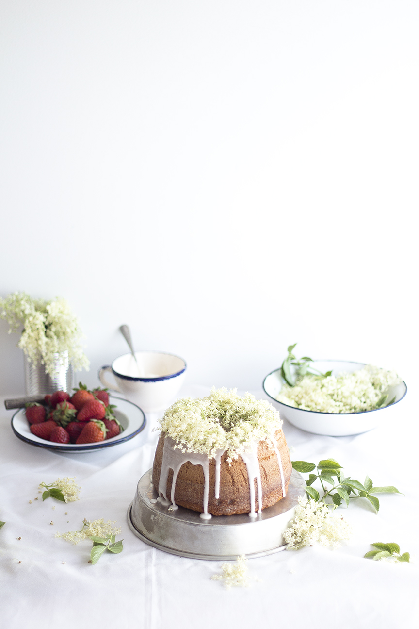 Bundt Cake Elderflower_4