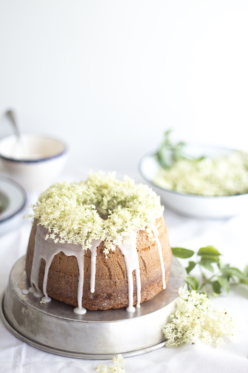 Bundt Cake Elderflower_8