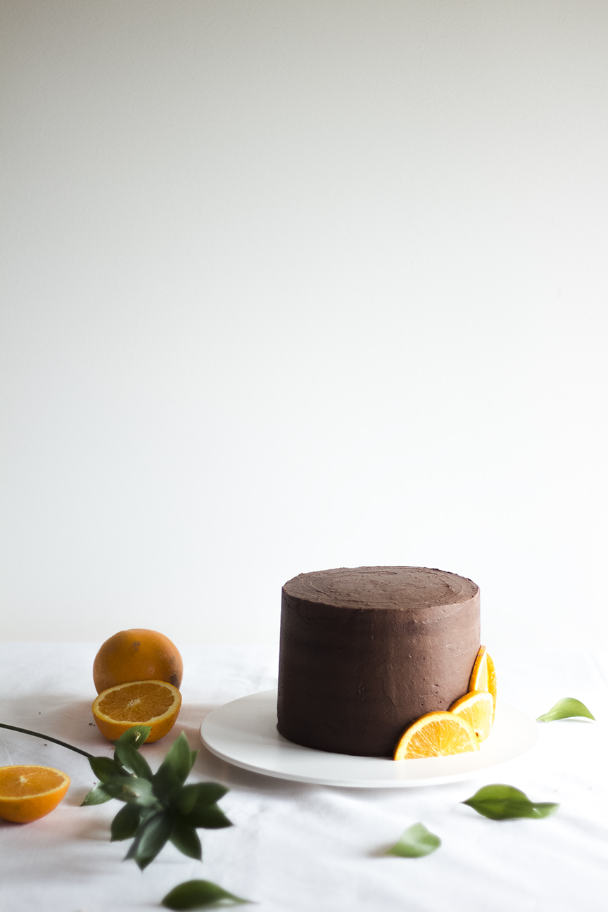 orange chocolate cake_3
