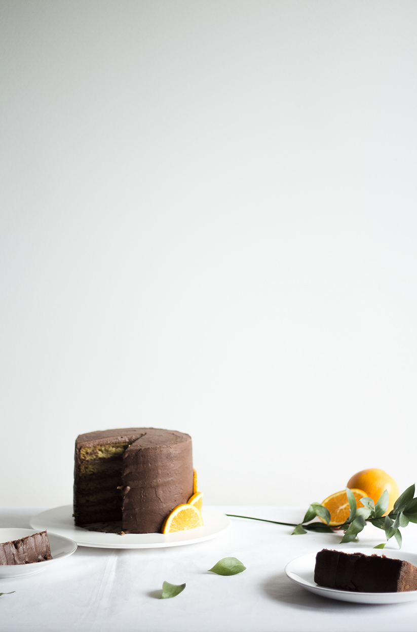 orange chocolate cake_5
