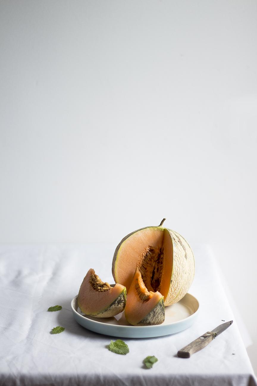 cantaloupe dessert