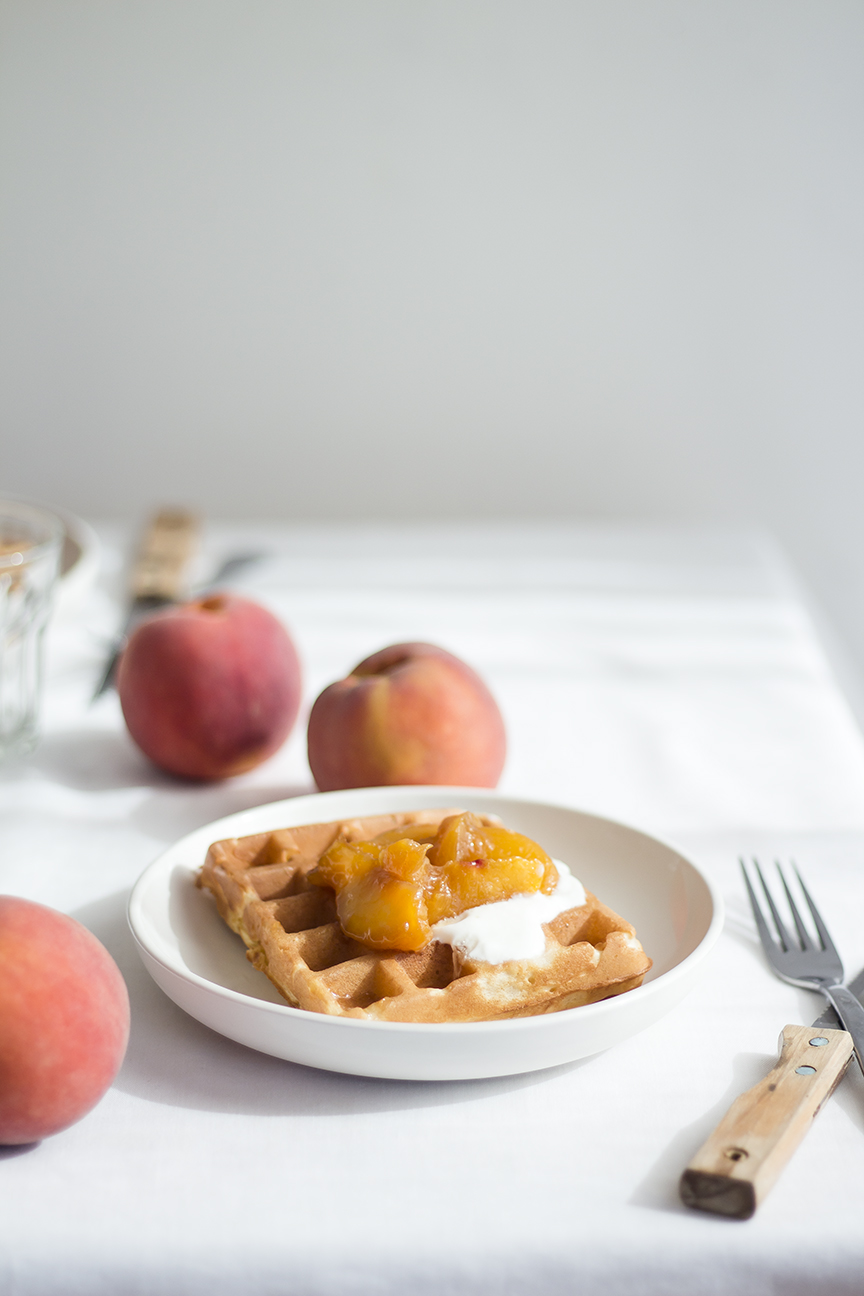 waffles & peaches_4