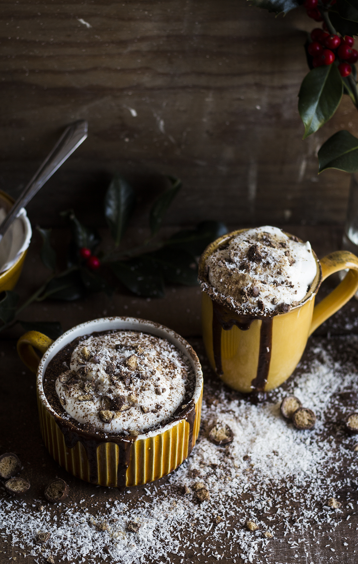 Coconut Hot Chocolate4a