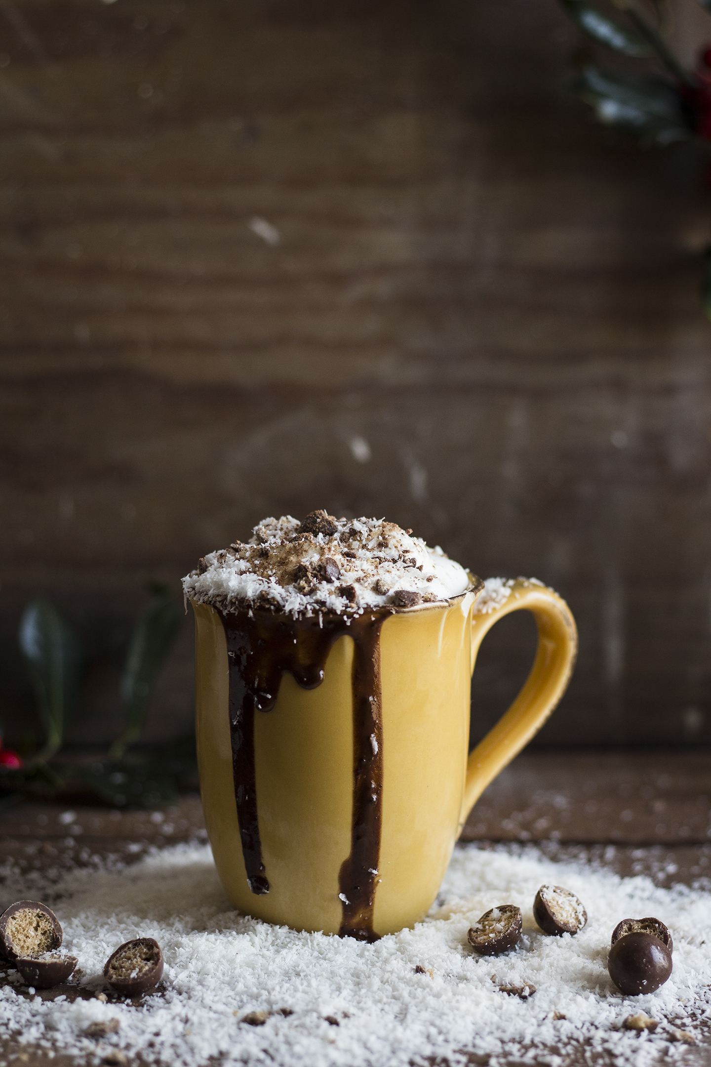 Coconut Hot Chocolate7