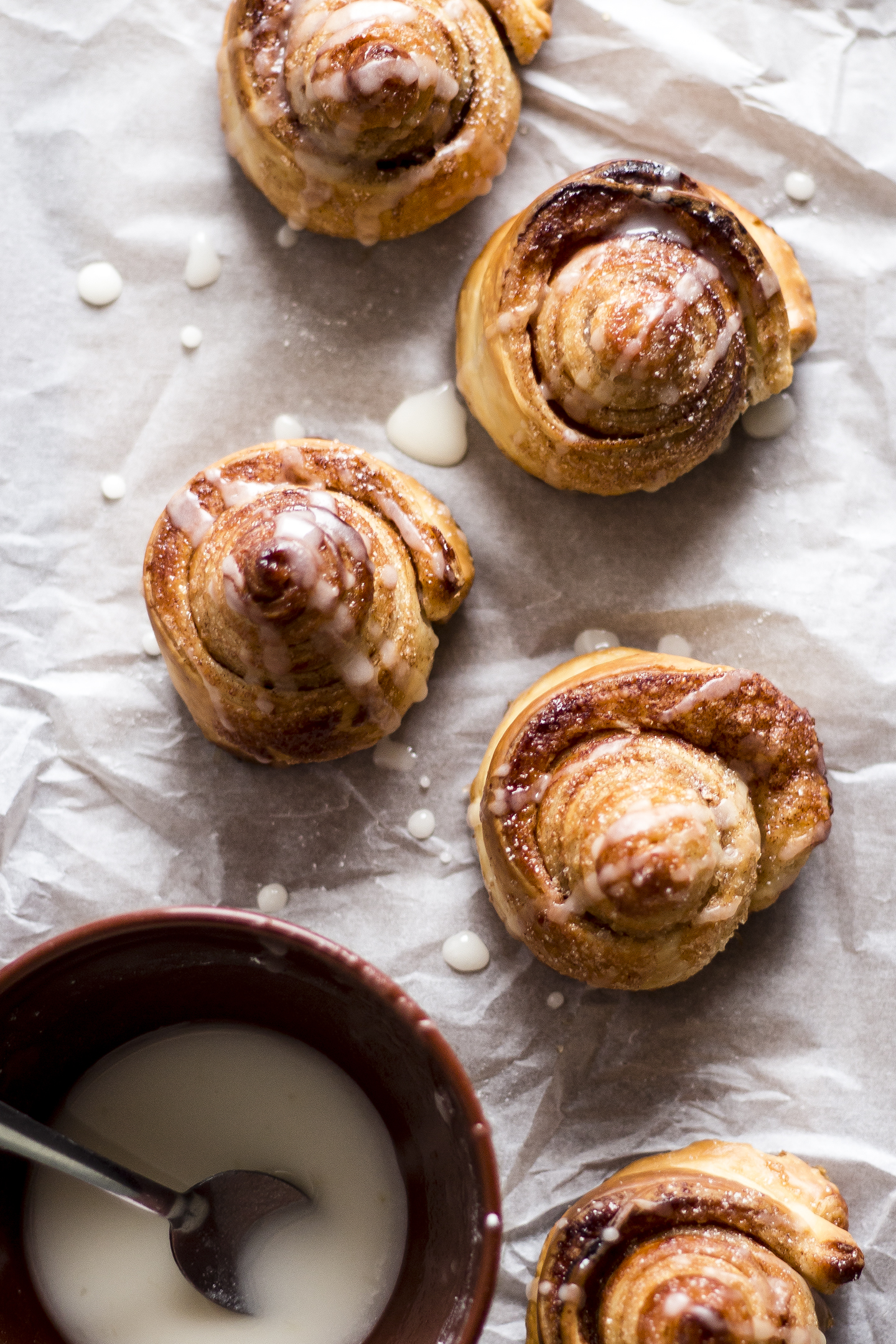 Puff cinnamon buns9