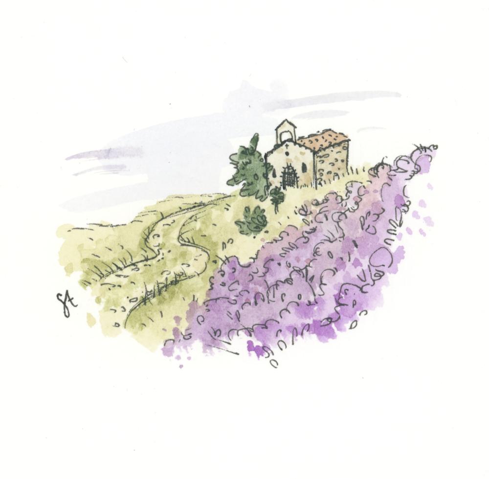 Inktober Lavender.png