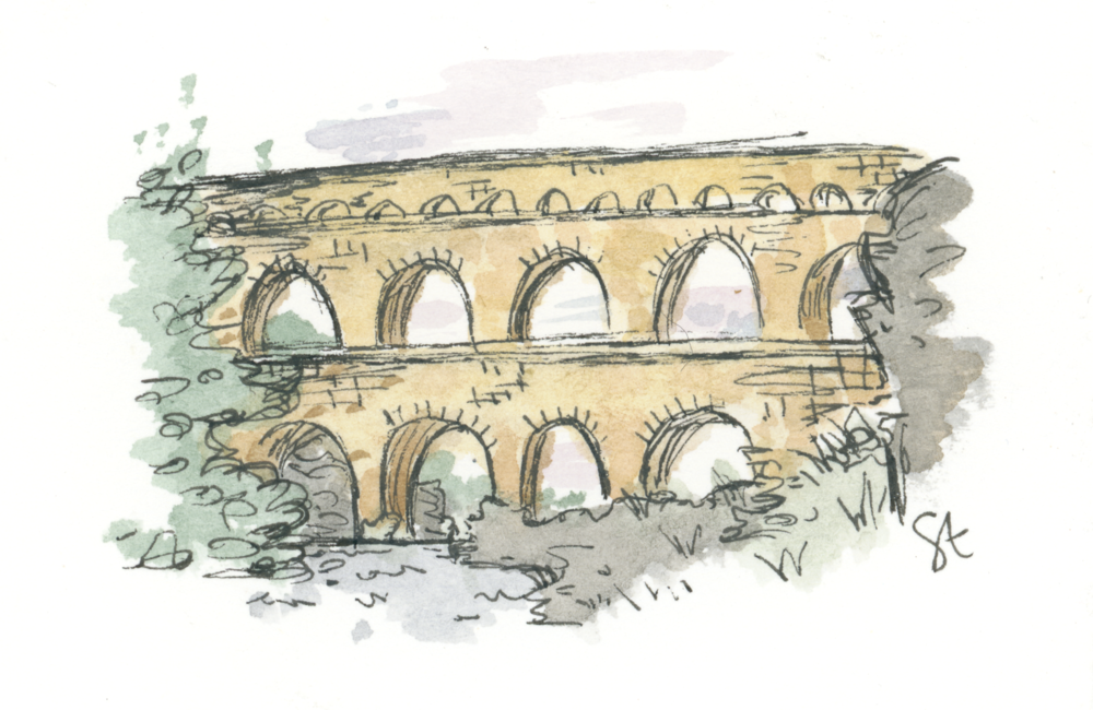 Inktober Pont du Gard .png