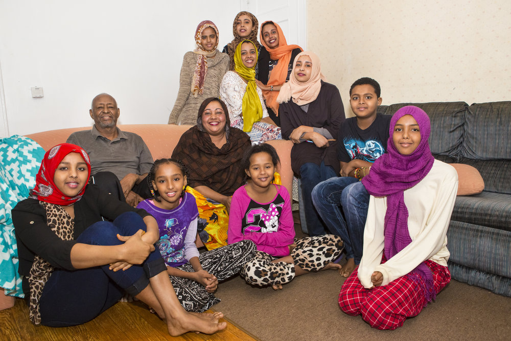 The Said Family