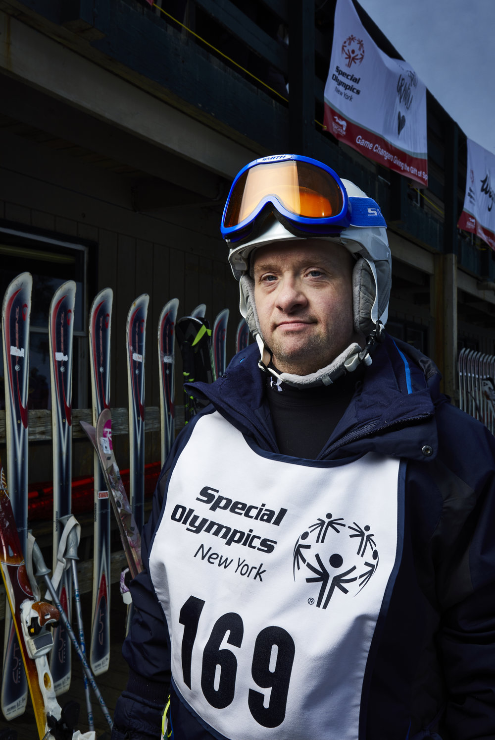 Daniel J. Voelxen  Onondaga Region  Alpine Skiing  (Photo by Anthony Avellano)