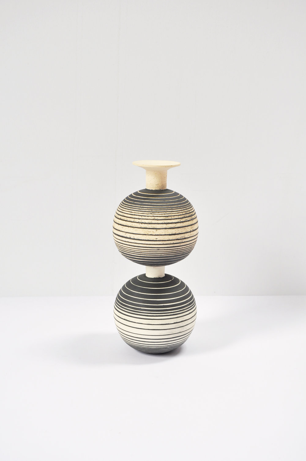 Optical Orb Vase