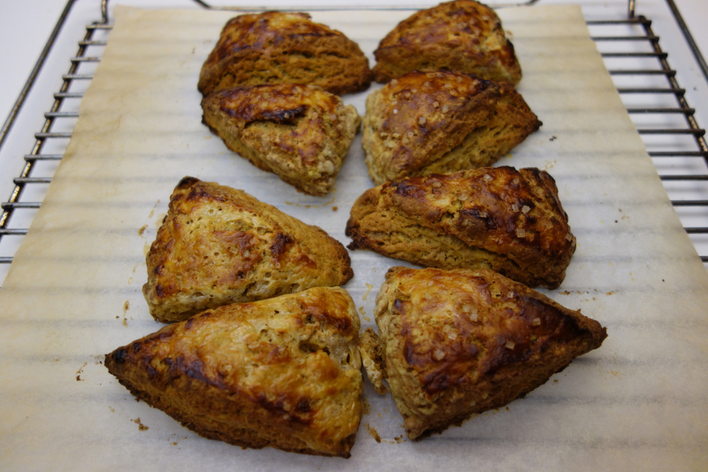 pumpkin-scone-fall-pastry