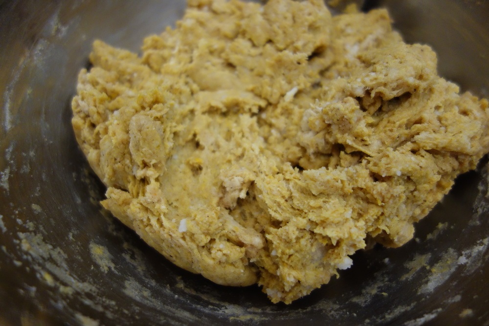 pumpkin-scone-dough
