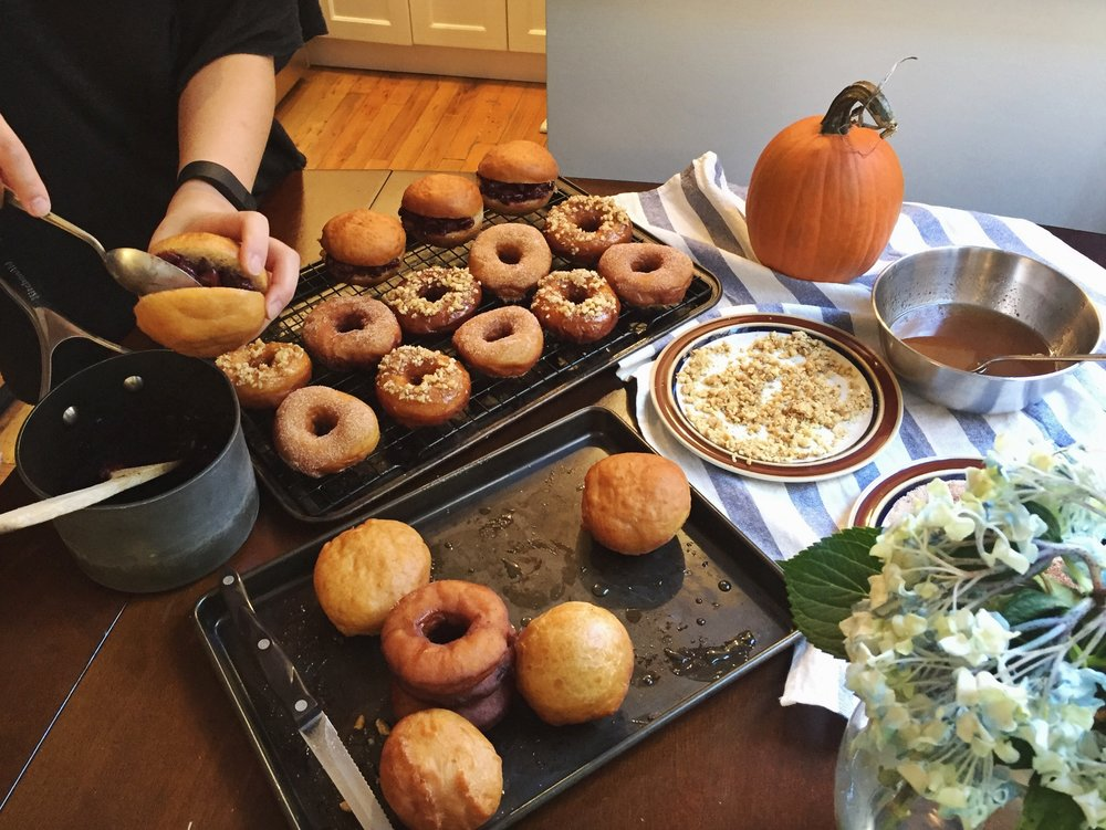extra-appley-yeasted-apple-cider-doughnuts-in-action