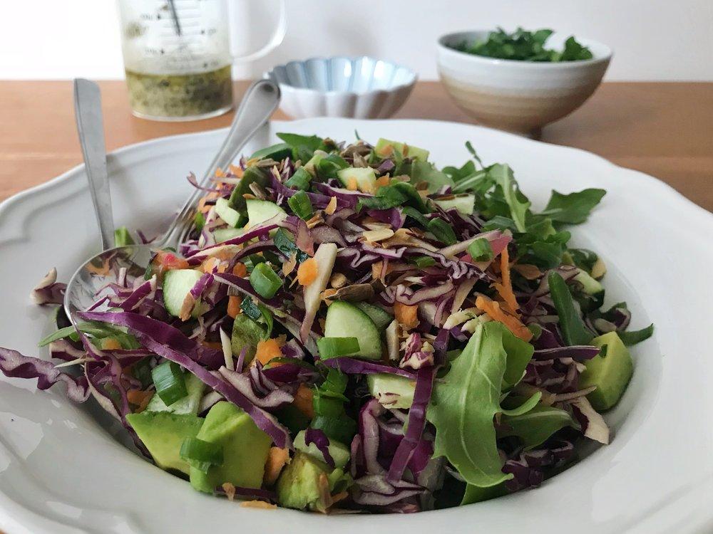 24hourkitchen-fall-recipe-autumn-detox-salad-healthy