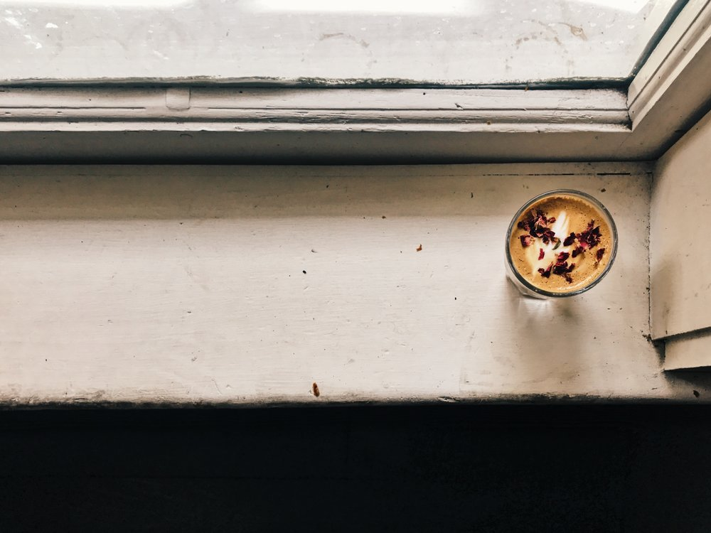 spitfire coffee