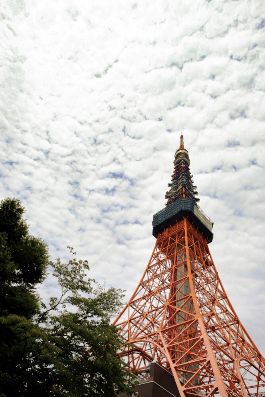 東京鐵塔 tokyo tower -
