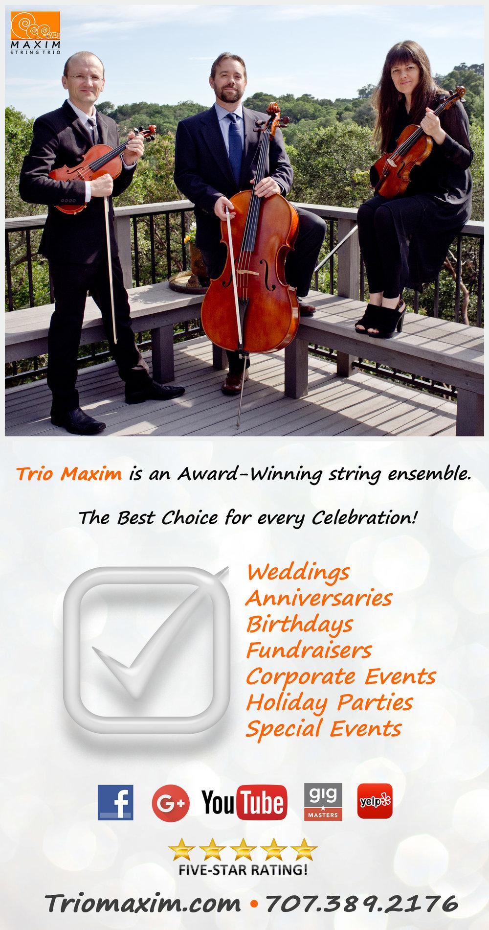 Trio Maxim Ad